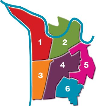 Nouvelle organisation territoriale des CCI